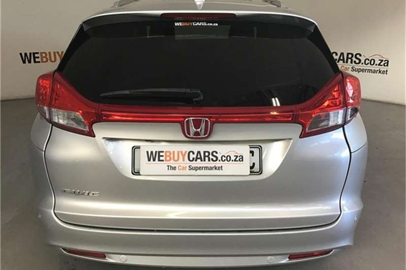 Honda Civic Tourer 1.8 Executive 2016