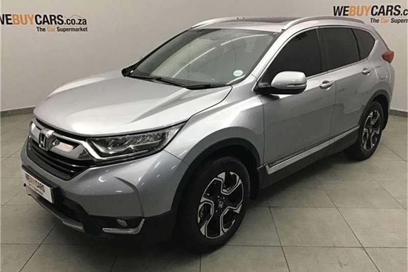 Honda CR-V 1.5T Exclusive AWD 2018