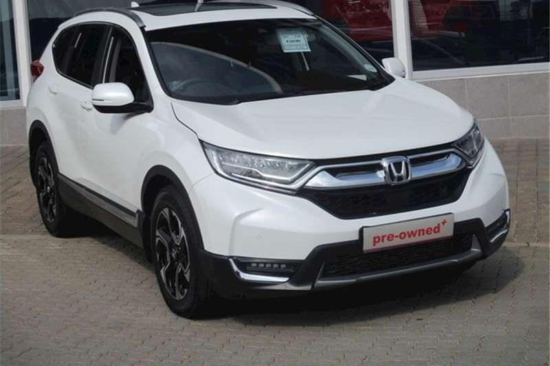 Honda CR-V 1.5T Exclusive AWD 2019