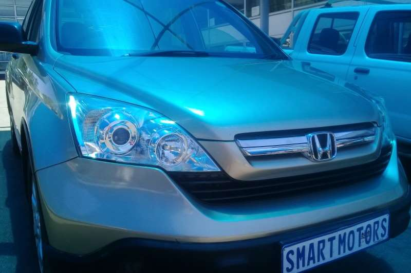 Honda CR-V 1.5T Executive AWD 2007