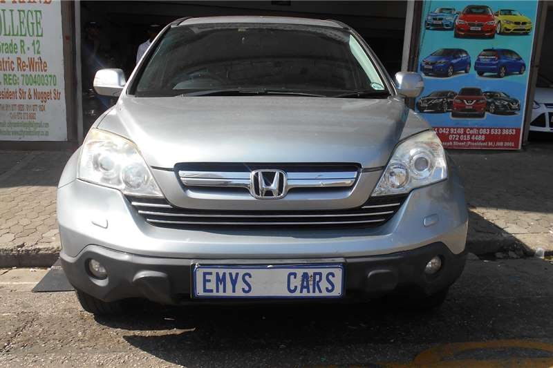 Honda CR-V 1.5T Executive AWD 2010