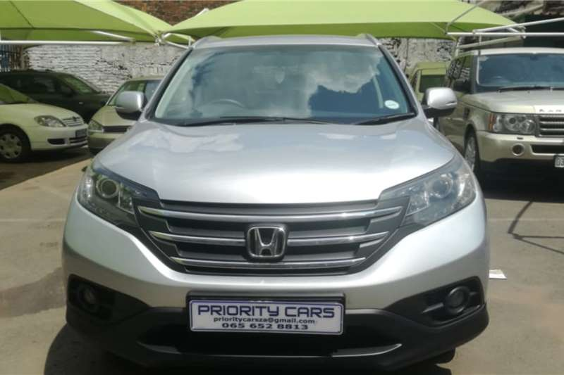 Honda CR-V 1.5T Executive AWD 2013