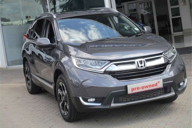 Honda CR-V 1.5T Executive AWD 2017