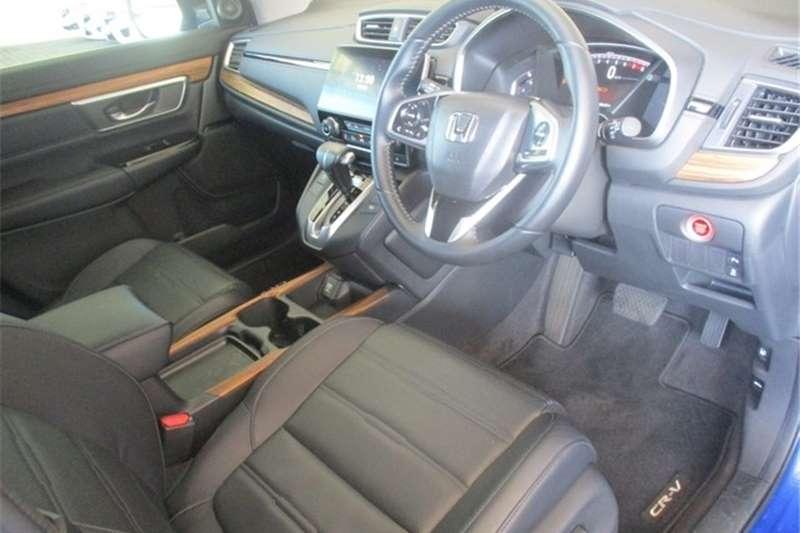 Demo 2020 Honda CR-V 1.5T Executive AWD
