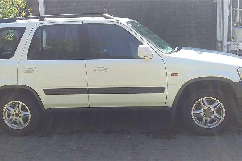 Used 1998 Honda CR-V