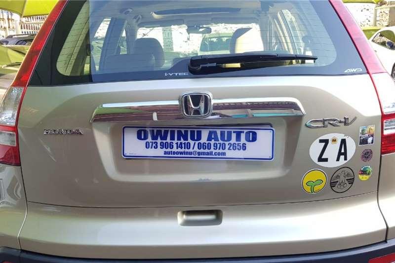 Honda CR-V 2.0 Comfort 2008