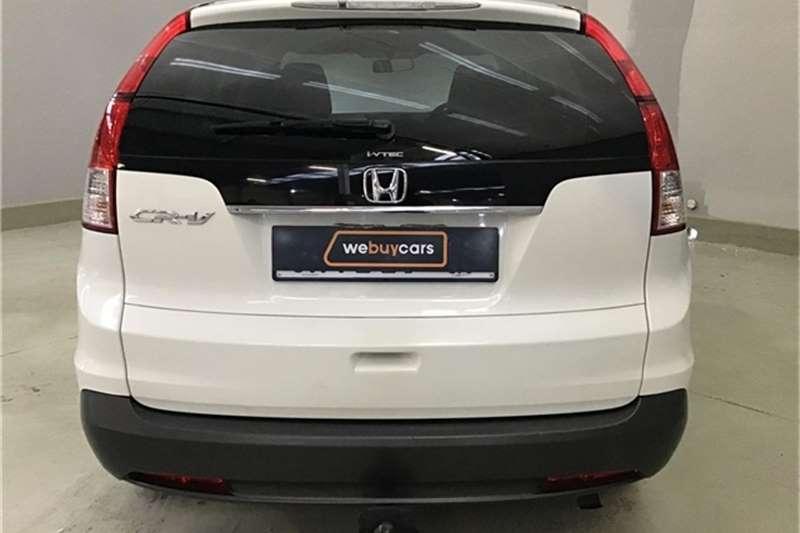 Honda CR-V 2.0 Comfort 2013