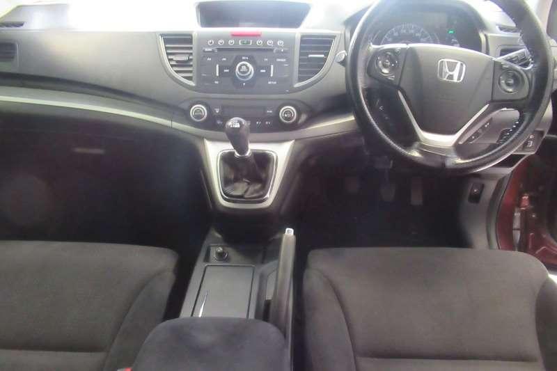 Honda CR-V 2.0 Comfort 2014
