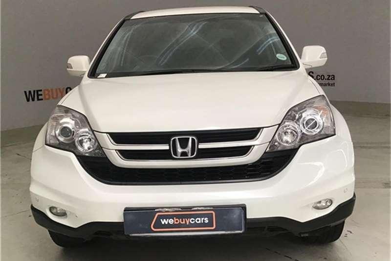 Honda CR-V 2.0 Comfort auto 2012