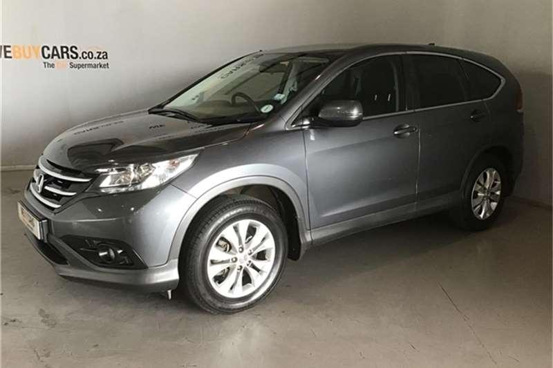 Honda CR-V 2.0 Comfort auto 2013