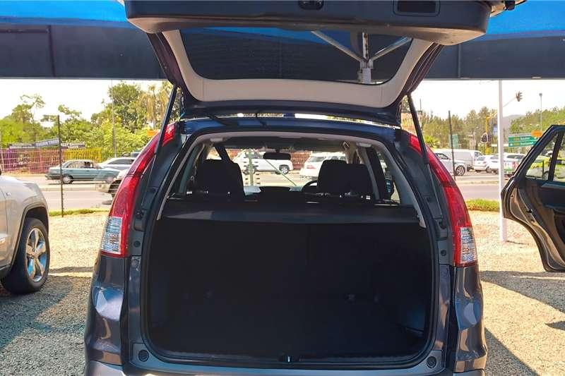 2014 Honda CR-V CR-V 2.0 Comfort auto