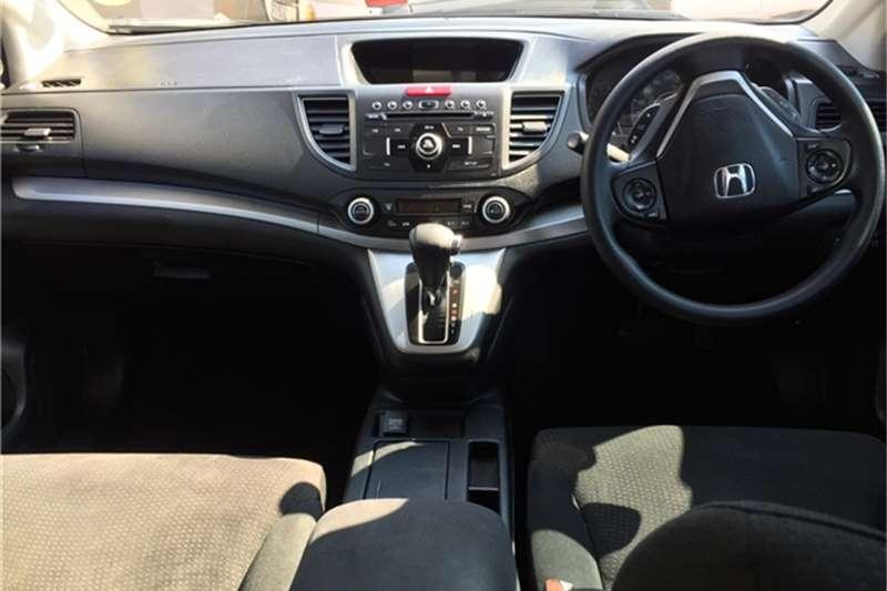 Honda CR-V 2.0 Comfort auto 2014