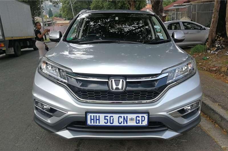 Used 2016 Honda CR-V 2.0 Comfort auto