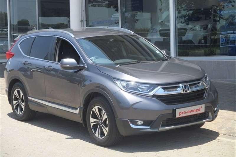 Honda CR-V 2.0 Comfort auto 2019