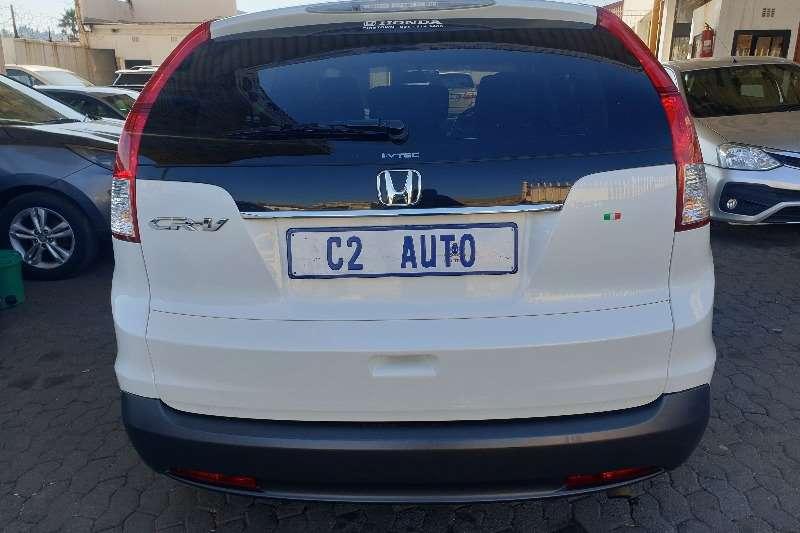Used 0 Honda CR-V 2.0 Comfort auto