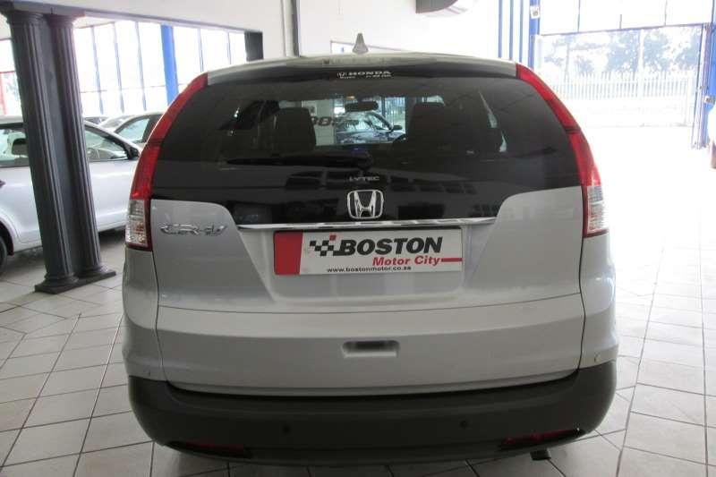 Honda CR-V 2.0 Comfort AWD auto 2013
