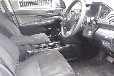 Honda CR-V 2.0 Comfort AWD auto 2016
