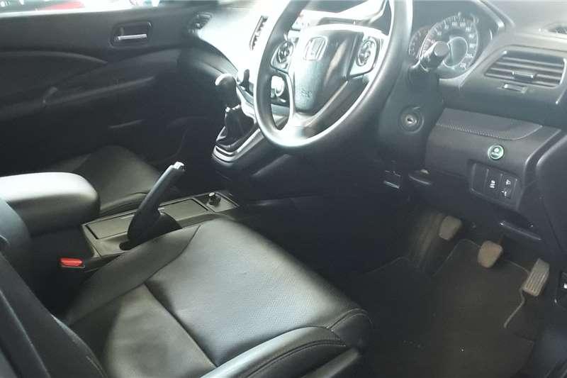 Honda CR-V 2.0 Elegance 2013