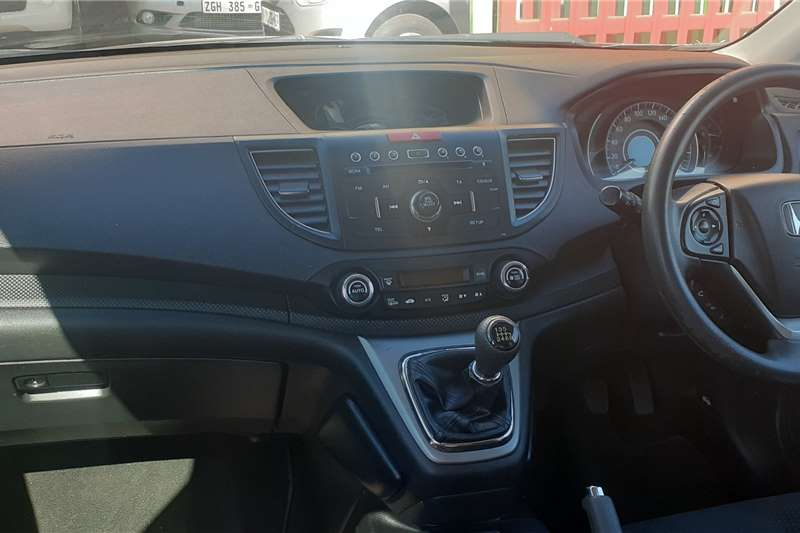 Honda CR-V 2.0 Elegance 2014