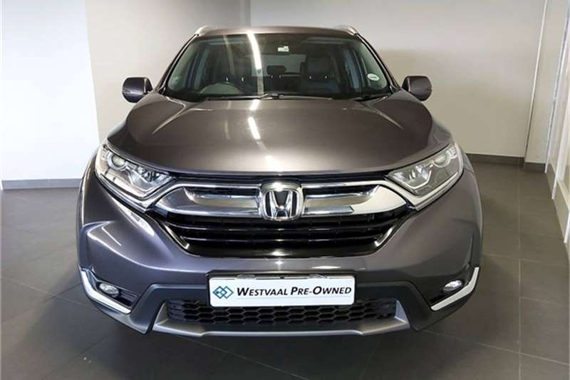 2018 Honda CR-V CR-V 2.0 Elegance