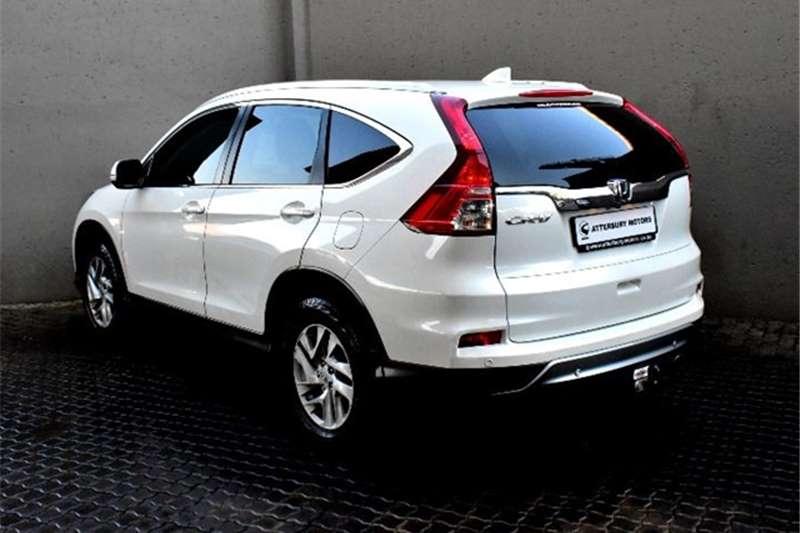 Used 2015 Honda CR-V 2.0 Elegance auto