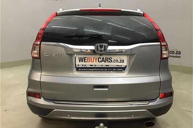 Honda CR-V 2.0 Elegance auto 2016