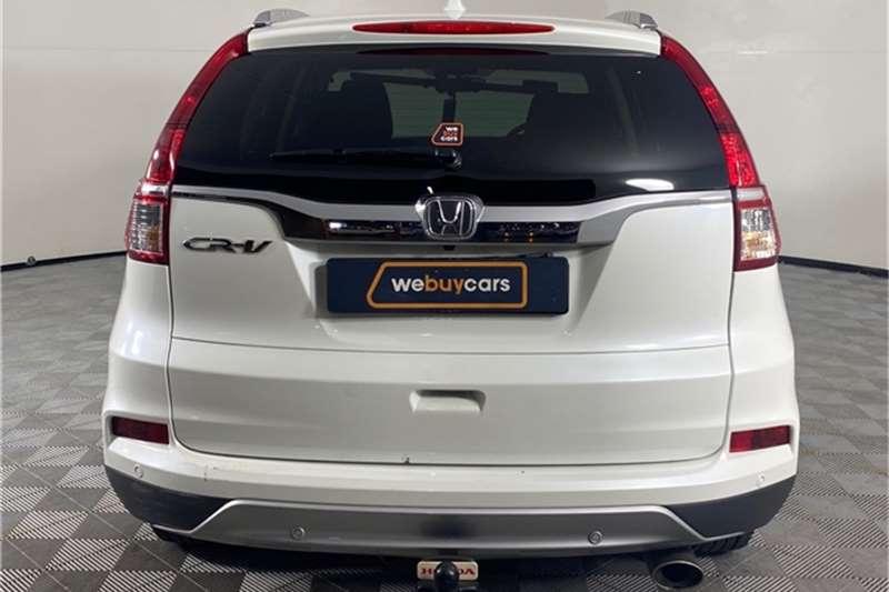 2016 Honda CR-V CR-V 2.0 Elegance auto
