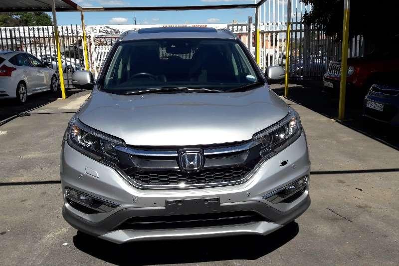 Honda CR-V 2.0 Elegance auto 2017