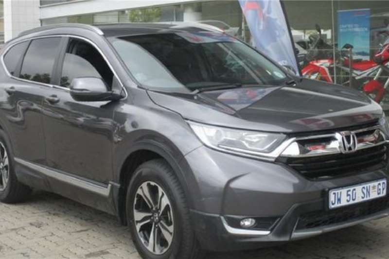 Used 2021 Honda CR-V 2.0 Elegance auto