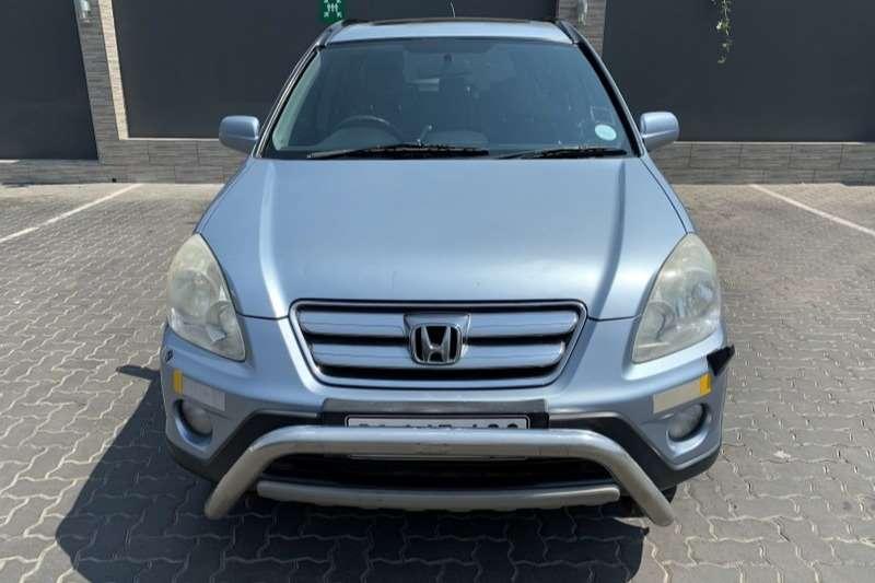Honda CR-V 2.0 RVi 2005