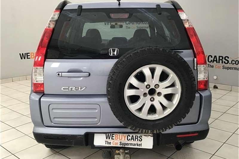 Honda CR-V 2.0 RVi 2006