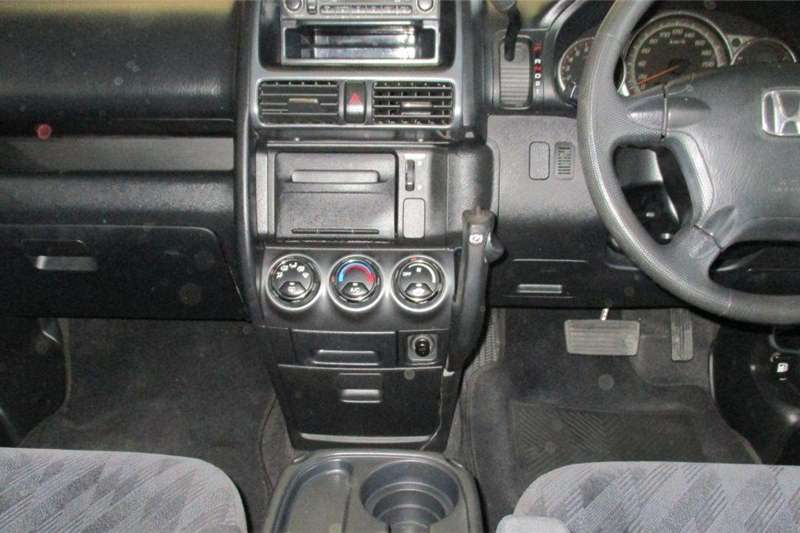 Honda CR-V 2.0 RVi automatic 2006
