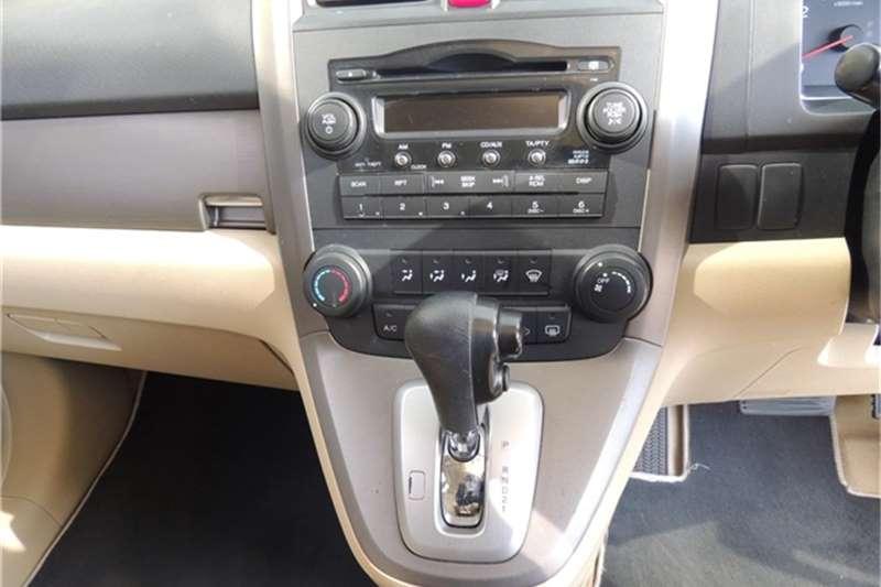 Honda CR-V 2.0 RVi automatic 2007