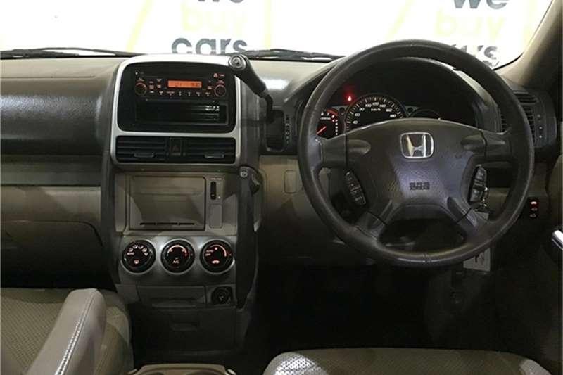 Honda CR-V 2.0 RVSi automatic 2006