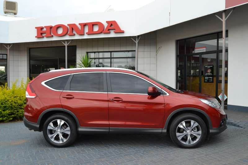 Honda CR-V 2.2 DTEC Exclusive A/T 2013