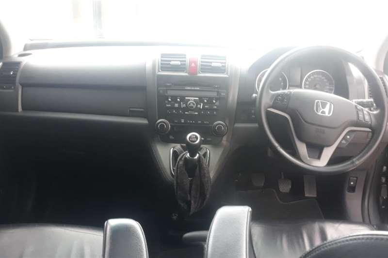 Used 2011 Honda CR-V 2.2i DTEC Elegance AWD