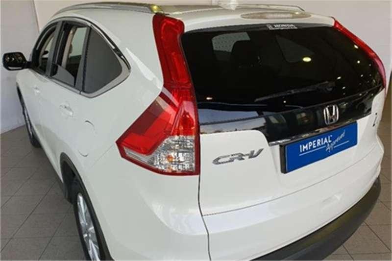 Honda CR-V 2.2i-DTEC Elegance AWD auto 2013