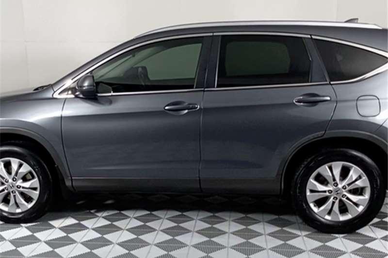 2014 Honda CR-V CR-V 2.2i-DTEC Elegance AWD auto