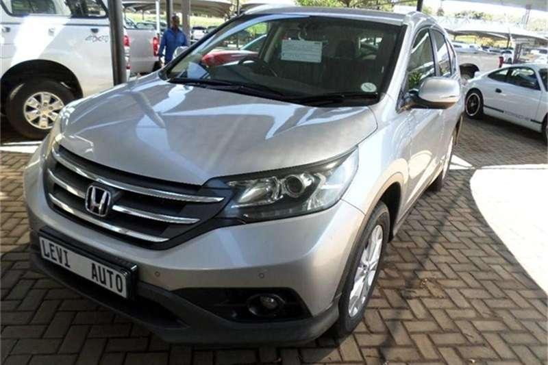 Honda CR-V 2.2i DTEC Exclusive AWD auto 2013