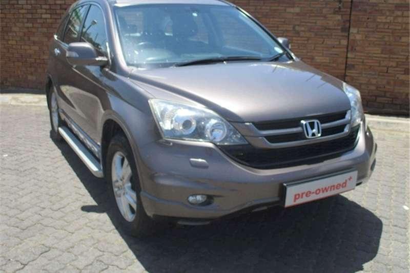 Honda CR-V 2.2i DTEC Executive auto 2011