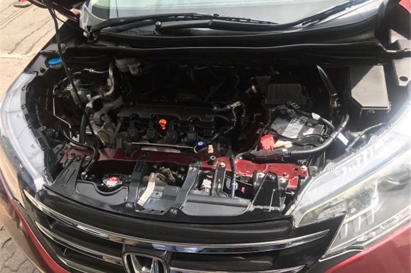 Honda CR-V 2.4 Elegance 2014