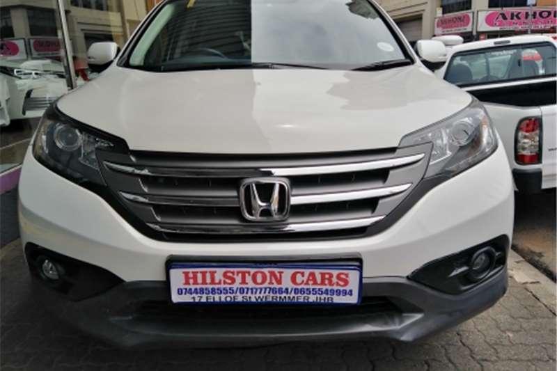 Honda CR-V 2.4 Elegance 2015