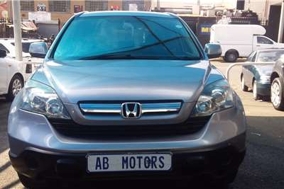 Used 2008 Honda CR-V 2.4 Elegance auto