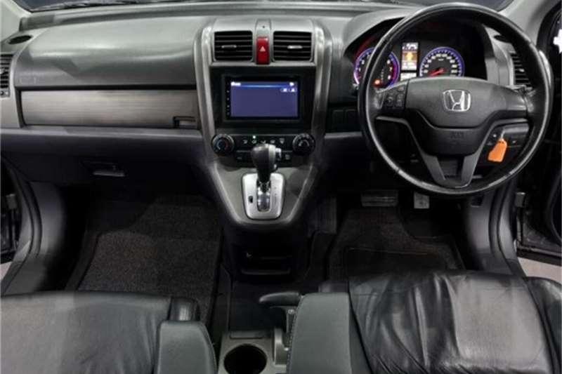 Honda CR-V 2.4 Elegance auto 2010