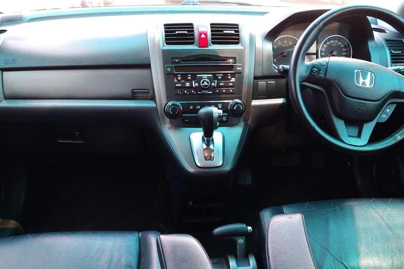 Honda CR-V 2.4 Elegance auto 2011