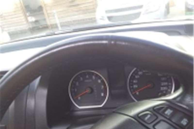 2012 Honda CR-V CR-V 2.4 Elegance auto