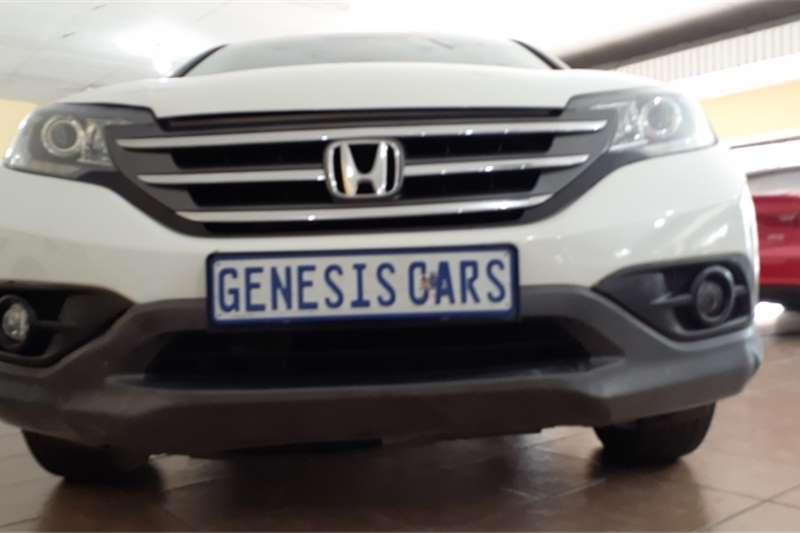 Honda CR-V 2.4 Elegance auto 2015