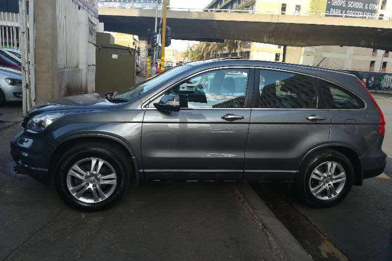 Honda CR-V 2.4 Executive 2010