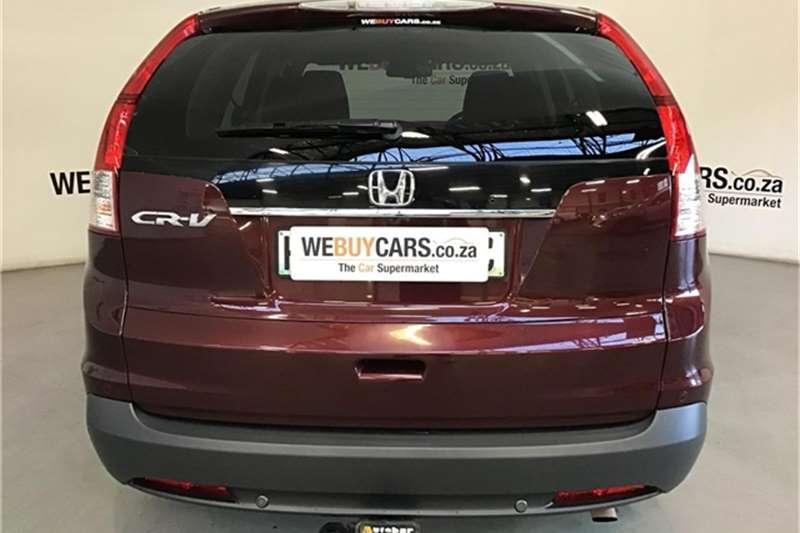 Honda CR-V 2.4 Executive 2015