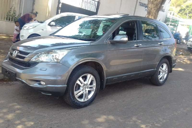 Honda CR-V 2.4 Executive auto 2010